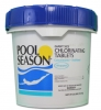 "Pool Season 3"" Chlorinating Tablets 25 LBS"